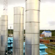 Gas oil plant - Photo