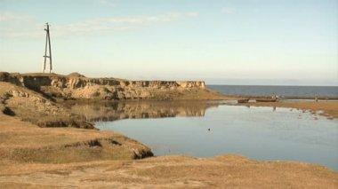 Lago baikal — Vídeo de stock
