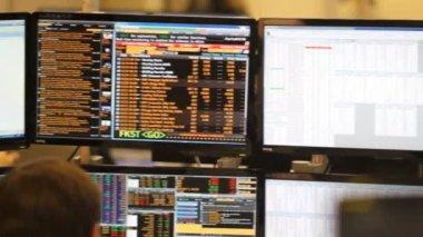 Trader — Stock Video