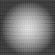 Stock Vector: Halftone dots
