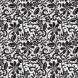 Royalty-Free Stock Vector Image: Seamless lace pattern