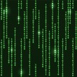 Stockvektor : Matrix background