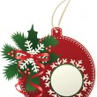 Royalty-Free Stock Imagen vectorial: Paper bauble