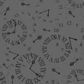 Clock face — Vector de stock