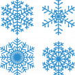 snowflakes — Stock Vector #29709199