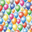 Colorful balloons — Stock Vector #30515507