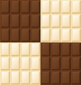 Chocolate — Stockvector