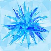 Polygon sharp object — Vecteur