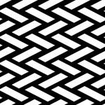 Wicker texture — Stock Vector #48987375