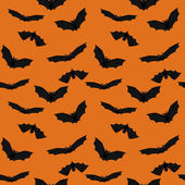 Uçan yarasalar — Stok Vektör