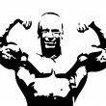 Постер, плакат: Bodybuilding
