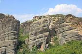 Mosteiro de meteora, grécia — Foto Stock