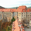Stock Photo: Krumlov castle