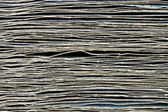 Stack of banknotes close-up background — Stock Photo