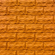 Background texture of a brick wall — Stockfoto