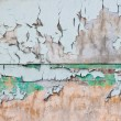 Stock Photo: Abstract raw old paint dirty wall background