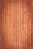 The brown wood texture. Background. — Stock Photo