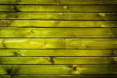 Brown painted wood wall - texture or background — Stock Photo
