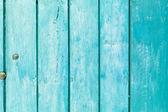 A textura de madeira azul com padrões naturais — Foto Stock