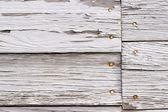 La struttura di legno bianca con sfondo naturale modelli — Foto Stock