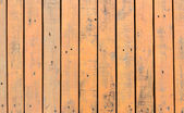 Old painted wood wall - texture or background — Stock Photo