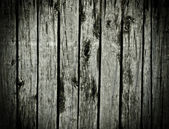 The old dark wood texture with natural patterns — Stock Photo