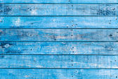 The blue wood texture with natural patterns — Stock Photo