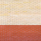 Background texture of a brick wall — Stock Photo