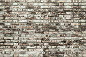 Background texture of a old brick wall — Stock Photo