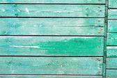 Den gamla gröna trä texturen med naturliga mönster — Stockfoto