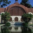 Conservatory of Flowers, Balboa Park, San Diego, CA, USA — Stock Photo