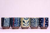 日本茶杯 — 图库照片