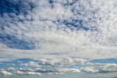 Clouds over Bavaria — Stock Photo