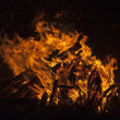 Camp fire — Stock Photo #14551255