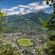 Stock Photo: Marano South Tirol