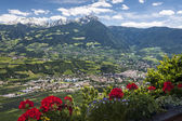 Village in South Tirol — Stock Photo