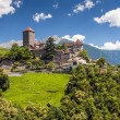Tirol Castle — Stock Photo