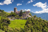 Tirol Castle — Stock Photo