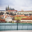 Hradcany Castle Prague — Stock Photo