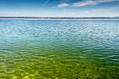 View of Lake Starnberg in Tutzing in Germany — Stock Photo