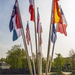 Flags Countries World — Stockfoto