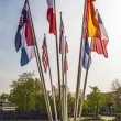 Flags Countries World — Stock Photo