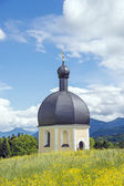 Wilparting pilgrimage church — Stock Photo