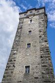 Tower Rothenburg — Stock Photo