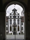 Hohes Schloss Fussen — Stock Photo