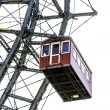 Gondola of ferris wheel Vienna — Stock Photo