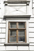 Window on building in Vienna — Stock Photo
