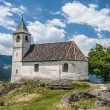 Chapel in south tirol — Stock Photo