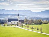 Church Wilparting Bavaria — Stock Photo