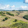Landscape Tuscany near Volterra — Stock Photo #37245827